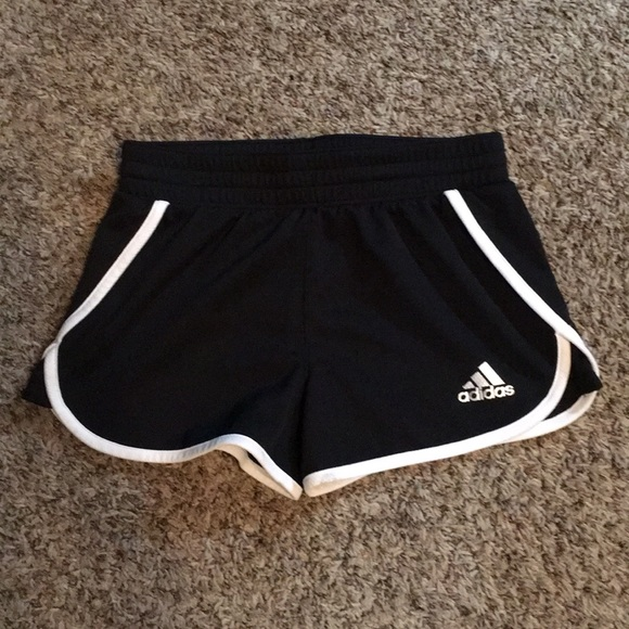 9f61d19bf adidas Pants - Girls Adidas Running Shorts Size Small